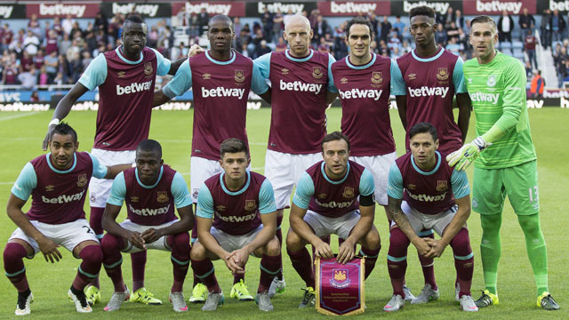 28942dc12 West Ham United » Squad 2018 2019