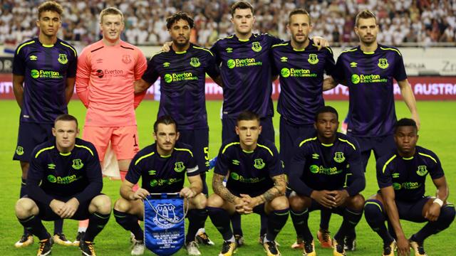 9a496f7f3 Everton FC » Squad 2018 2019