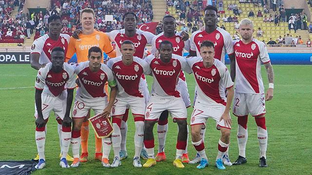 Camiseta AS Monaco Nacer CHADLI