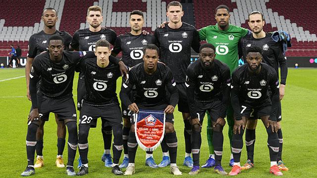Lille OSC » Squad 2020/2021