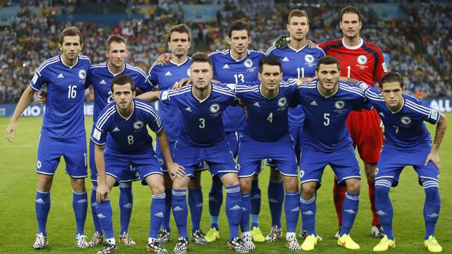 Bosnien Herzegowina Spieler