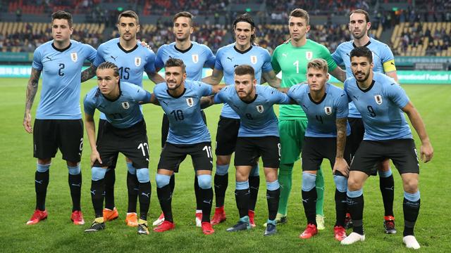 uruguay national football team 2019-ის სურათის შედეგი