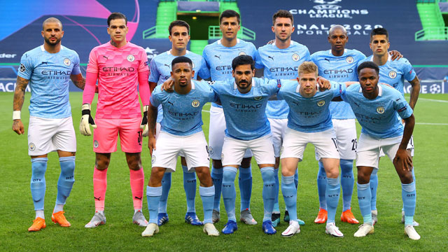 Image result for man city squad 2019
