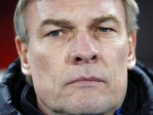 Lars Olsen ist der Nationaltrainer der Färöer.