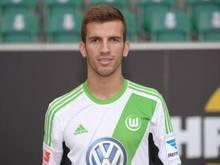 Ferhan Hasani verlässt den VfL Wolfsburg Richtung Dänemark. Foto: Peter Steffen