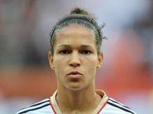 Celia Sasic erzielte fünf Treffer für ihre Frankfurter