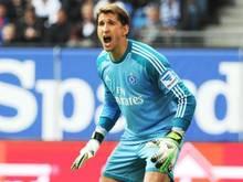HSV-Torwart Rene Adler geht ohne Emotionen in das Spiel gegen seinen Ex-Club Leverkusen