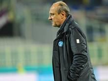 Delio Rossi hatte keinen Erfolg mehr in Genua. Foto:Maurizio degl' Innocenti
