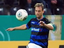 Kapitän Björn Schlicke bleibt dem FSV Frankfurt weiter erhalten