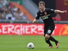 Daniel Baier will mit dem FC Augsburg die Sensation gegen den FC Bayern schaffen