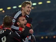 Leverkusen hat eine positive Heimbilanz gegen französische Teams