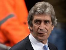 Manuel Pellegrini will sich mit Manchester City den englischen Pokal sichern