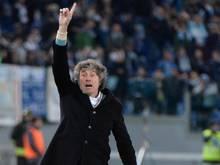 Unter Alberto Malesani hatte Sassuolo in fünf Ligaspielen fünf Niederlagen kassiert
