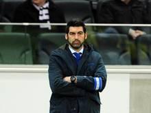 Paulo Fonseca wurde als Trainer des FC Porto entlassen