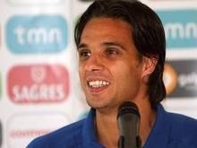 Nuno Gomes hat seine aktive Laufbahn offiziel beendet. Foto: Luis Forra