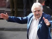 Jose Mujica kündigte an, dass nun doch die Polizei für Sicherheit sorgt