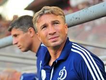 Dan Petrescu ist nicht mehr Trainer von Dynamo Moskau