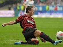 Die Wege von Eintracht Frankfurt und Stefano Celozzi trennen sich.