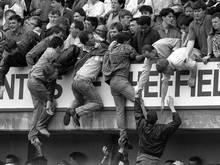 Vor 29 Jahren starben 96 Liverpool-Fans bei der größten Katastrophe des englischen Fußballs