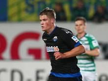 Johannes Wurtz spielt in der kommenden Saison für Greuther Fürth. Foto: Daniel Karmann