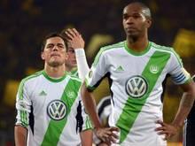 Die Wolfsburger mussten sich im Halbfinale dem BVB geschlagen geben
