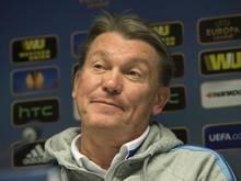 Oleg Blochin ist nicht mehr Trainer von Dynamo Kiew. Foto: Peter Schneider