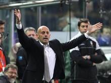 Domenico Di Carlo ist nicht mehr Trainer bei AS Livorno