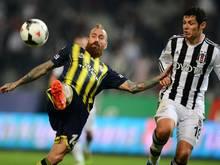 Fenerbahçe ist die Meisterschaft nach einem 1:1 gegen Beşiktaş kaum mehr zu nehmen