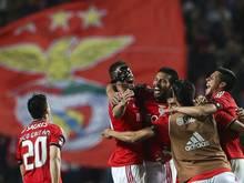 Benfica ist an der Tabellenspitze nicht mehr einzuholen