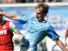 Daniel Bierofka wird seine Karriere beenden
