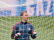 Manuel Neuer ist wieder gesund und steht in Madrid im Bayern-Tor
