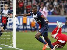 Blaise Matuidi macht für Paris das 1:0