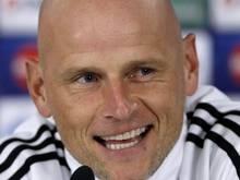 Trainer Ståle Solbakken ist jetzt auch noch Sportdirektor beim FCKopenhagen. Foto: Tolga Bozoglu