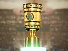 Diesen Pott wollen sie alle: Der DFB-Pokal