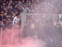 Neapels Marek Hamsik verhandelte mit dem Anführer von Neapels Ultras