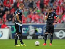 Der HSV verlor auch in Mainz. Foto: Fredrik von Erichsen