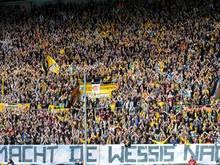 Dynamo-Fans sollen nach Spielschluss die eigenen Spieler bedroht haben