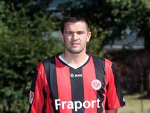 Zlatan Bajramovic spielte in der Saison 2010/2011 noch für Eintracht Frankfurt