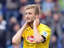 Kacper Przybylko wechselt zur SpVgg Greuther Fürth. Foto: Oliver Krato