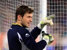 Daniel Davari hat in Zürich einen Vertrag bis 2016 unterschrieben