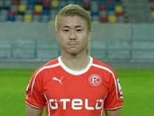 Genki Omae hat sich endgültig von Fortuna Düsseldorf getrennt.
