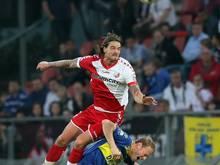 Dave Bulthuis wechselt vom FC Utrecht zum «Club». Foto: Menno Ringnalda