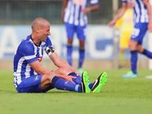 Peer Kluge kam bei der Hertha nicht mehr zum Zug und wechselt nachBielefeld