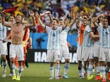 Lionel Messi und Co. haben das WM-Halbfinale erreicht