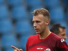 Rick ten Voorde wird zum FC Dordrecht verliehen
