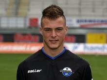 Fabian Scheffer verlässt den SC Paderborn