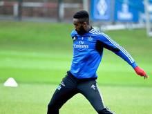 Johan Djourou ist nach seinem Urlaub wieder beim HSV