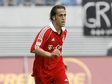 Ali Karimi stand von 2005 bis 2007 beim FC Bayern München unter Vertrag