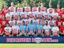 RB Leipzig hat sich von vier Spielern getrennt. Foto: Jan Woitas