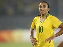 Marta spielt weiterhin in Schweden